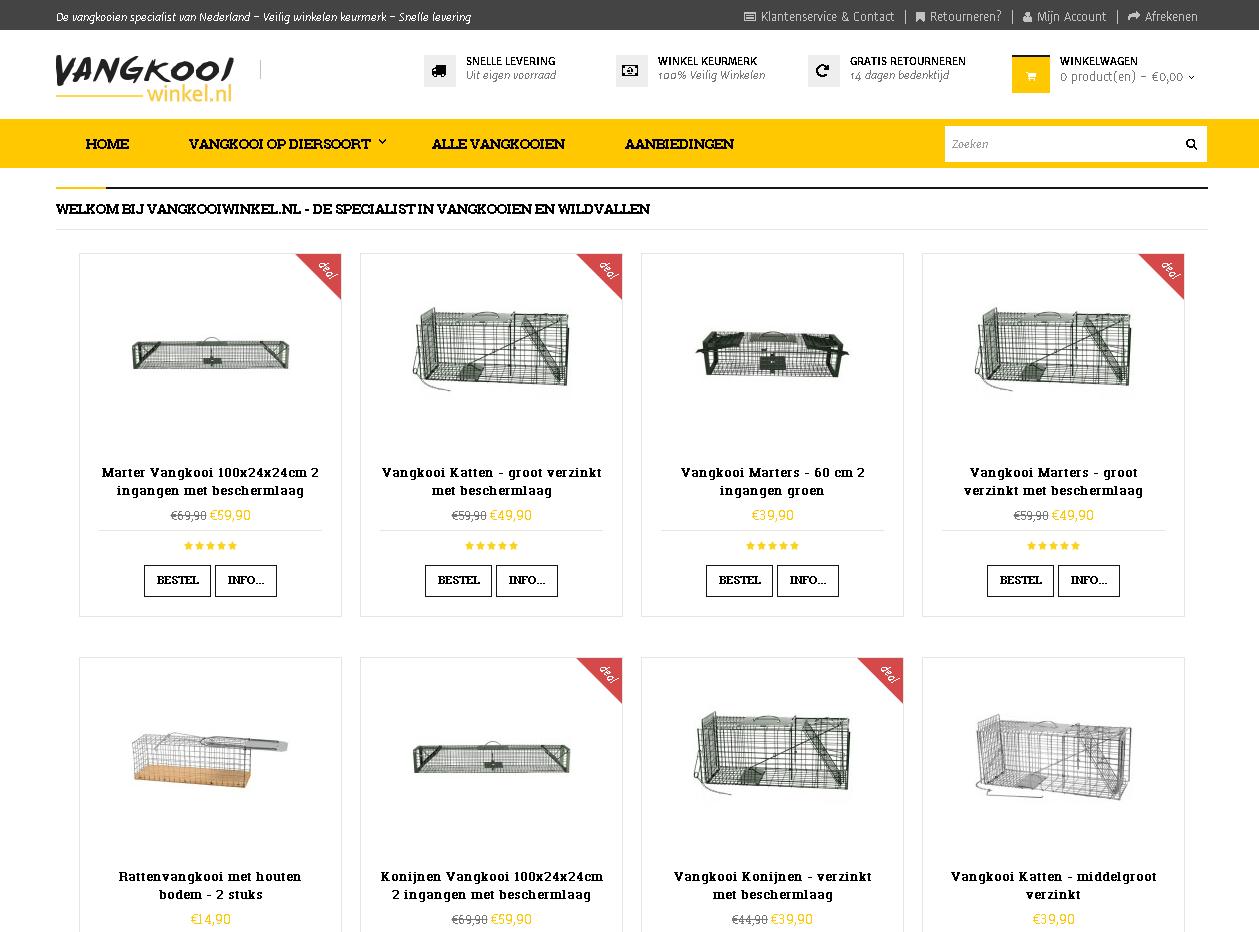Vangkooiwinkel.nl