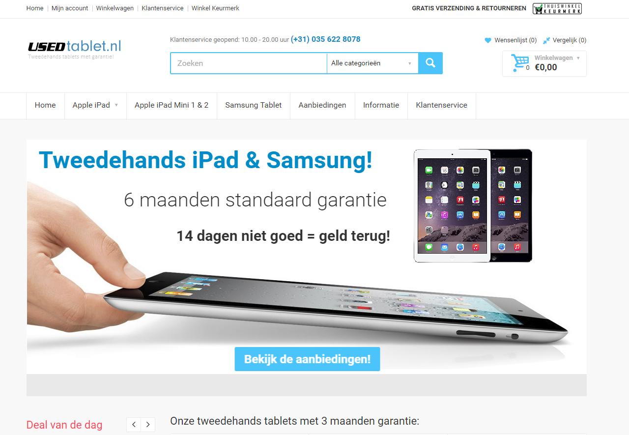Usedtablet.nl
